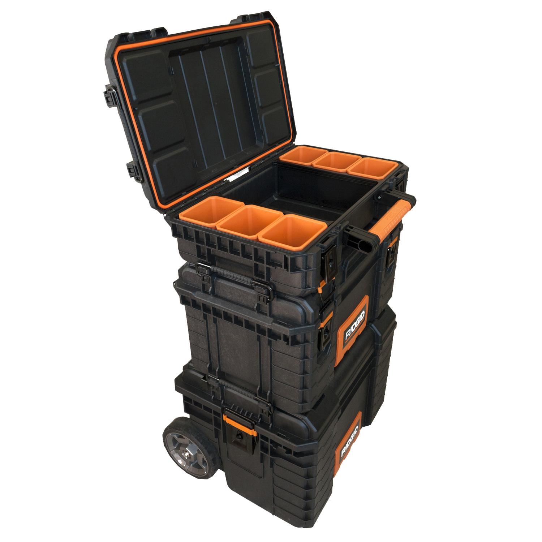 RIDGID 54358 Toolbox, Pro Gear System